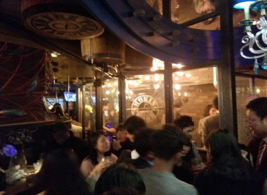 渋谷店内観
