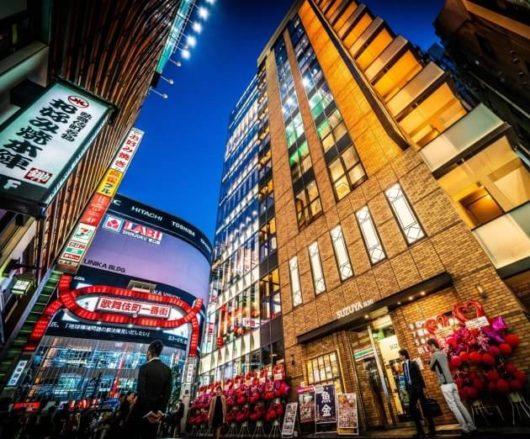 歌舞伎町2号店外観