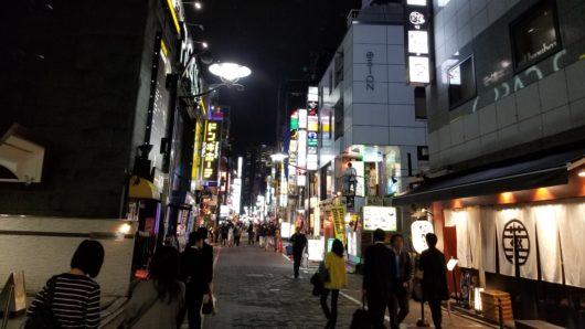 パブスタ赤坂店周辺