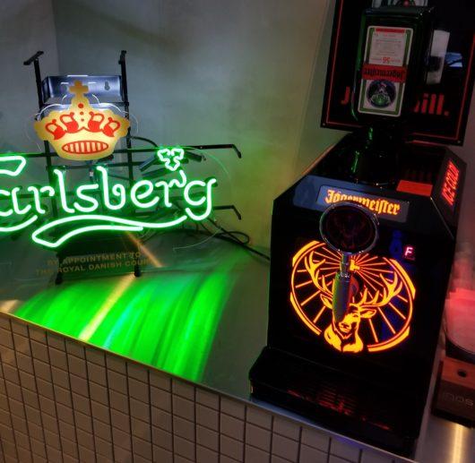 スイッチバー恵比寿店 飲み放題のイエガーマイスター