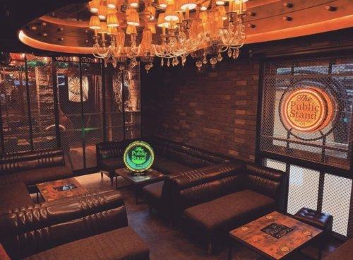 パブリックスタンド渋谷店VIPソファールーム