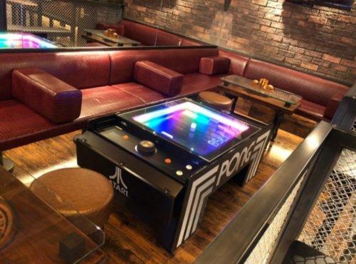 パブリックスタンド恵比寿本店3階のゲーム