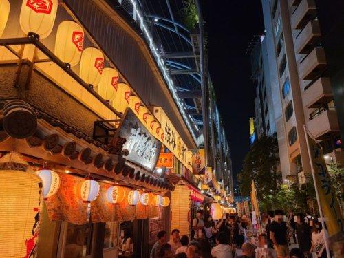 宮下パークに新オープンした渋谷横丁は出会いの宝庫?